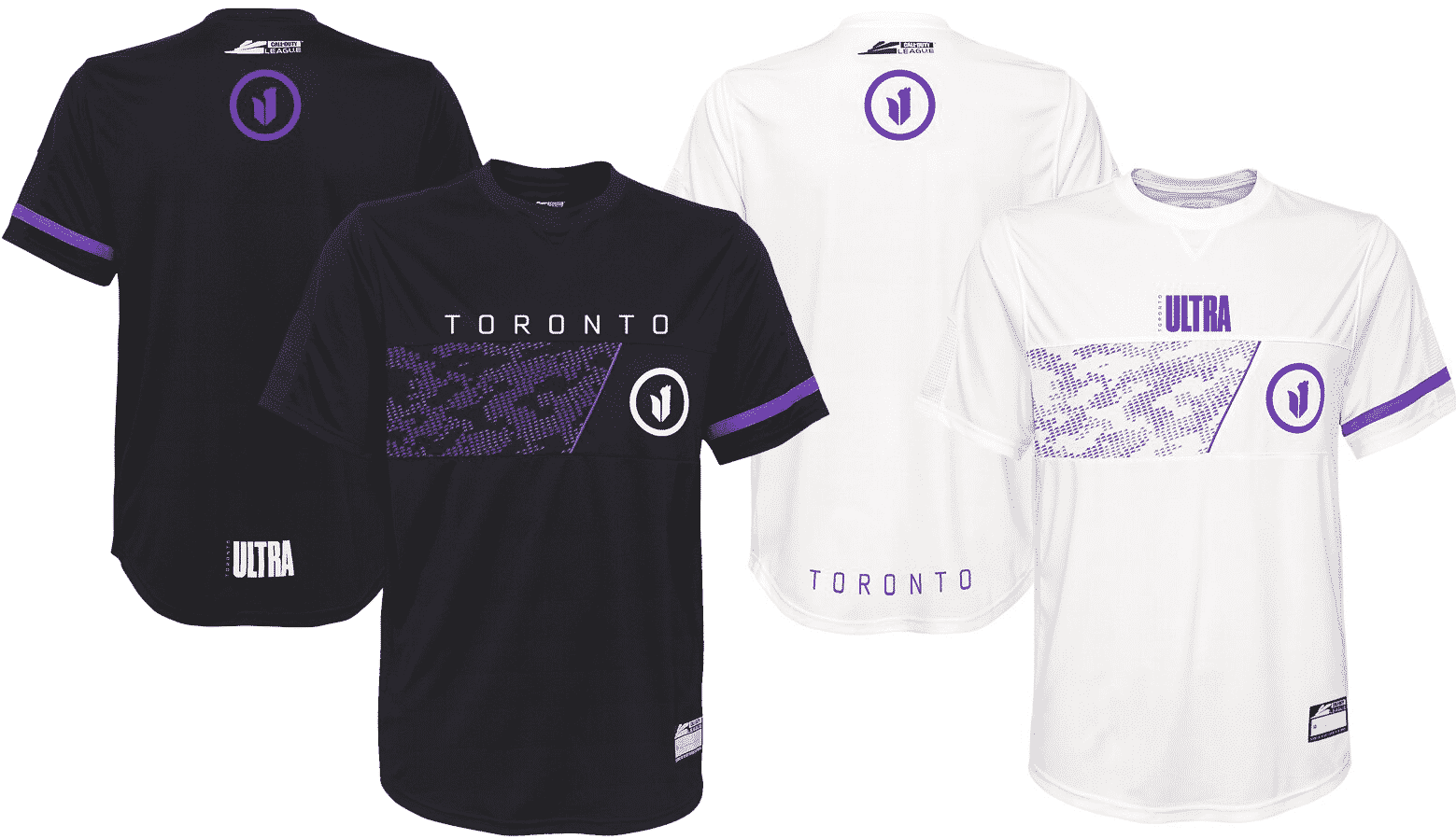 Toronto Ultra Jersey Call of Duty League 2020 Esports