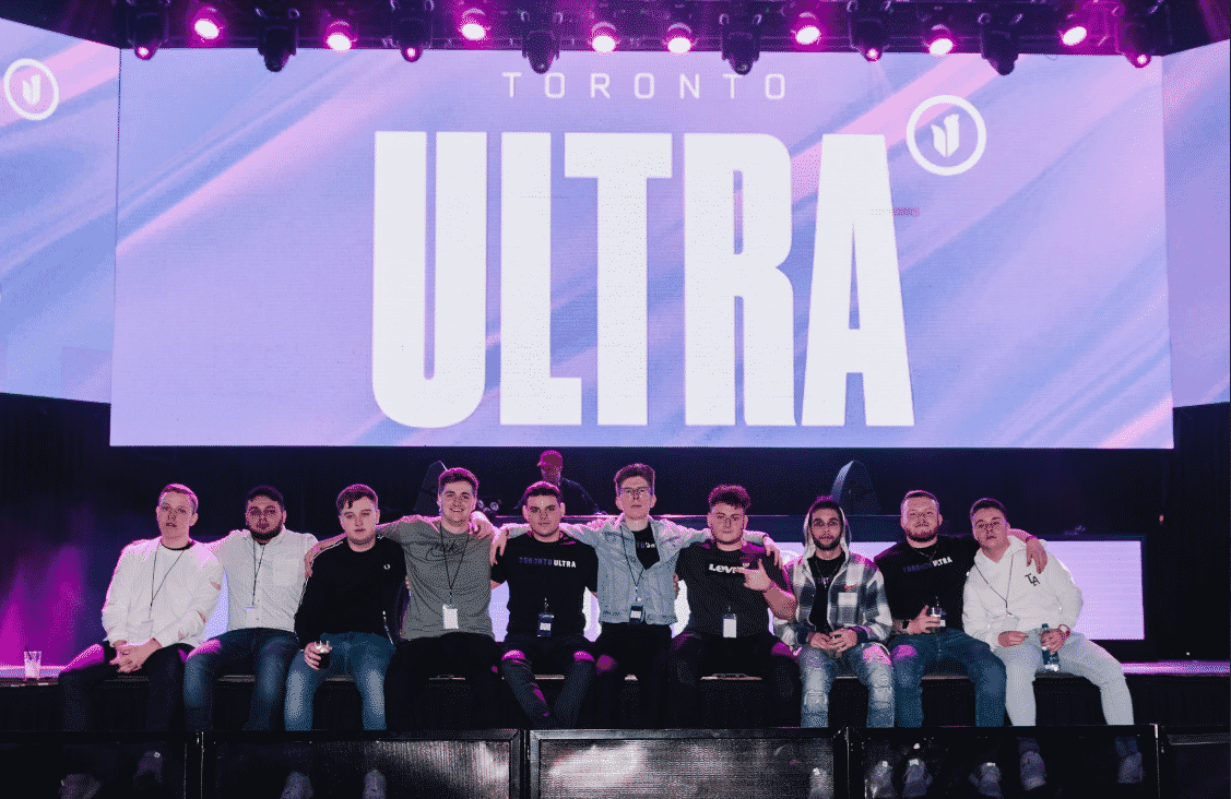 Toronto Ultra Roster Methodz Loony Classic Cammy Mettalz Mayhem Rack Lucky Cleany Bance