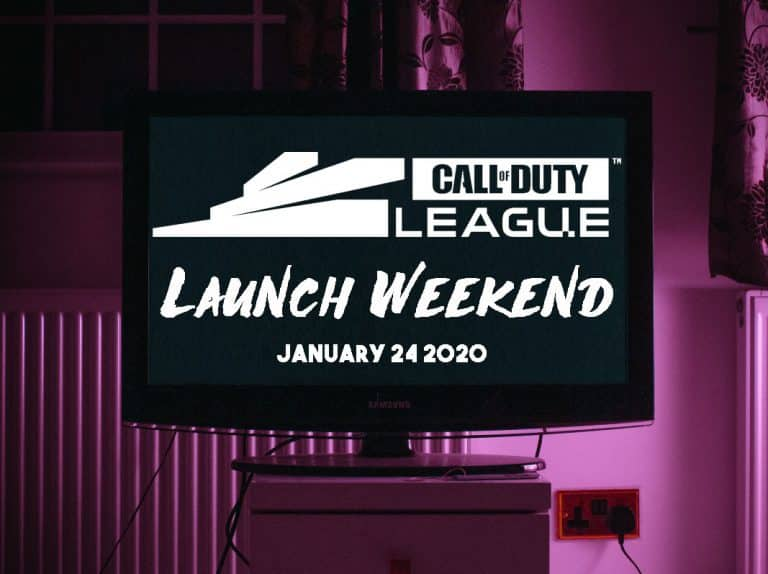 Where to watch the Call of Duty League launch weekend
