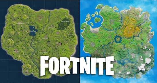 Will Fortnite Chapter 1 Map Return