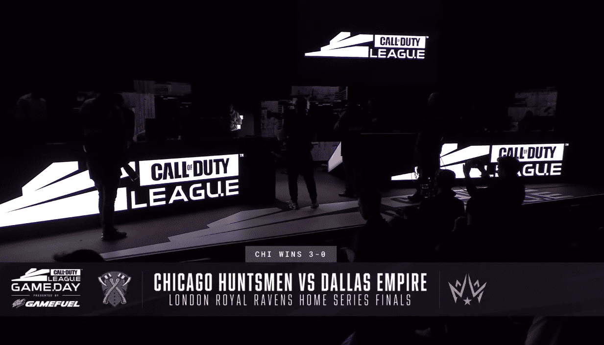 Chicago Huntsmen VS Dallas Empire London Home Series
