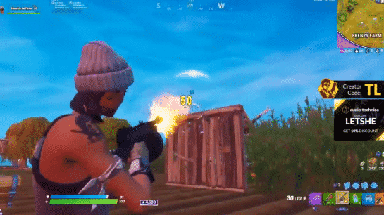 Fortnite Aim Assist is Acting Like Aimbot