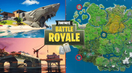 Fortnite Chapter 2 Season 2 Map Changes