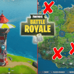 Fortnite Lockie's Lighthouse, Apres Ski, Mount Kay Locations