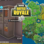 Fortnite Steal Security Plans From The Rig, Yacht, Shark Locations