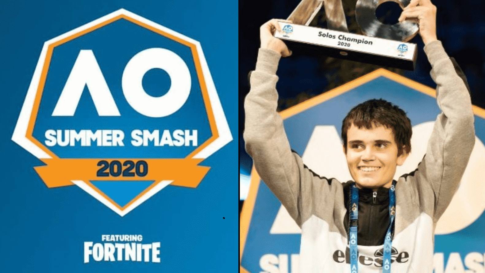 Fortnite controller player wins Australia Open and gets criticized