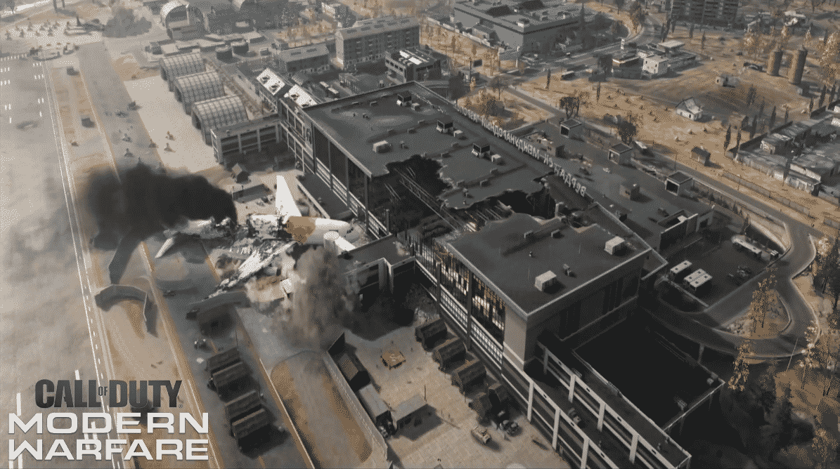 How Big Is The Call Of Duty Warzone Map Game Life
