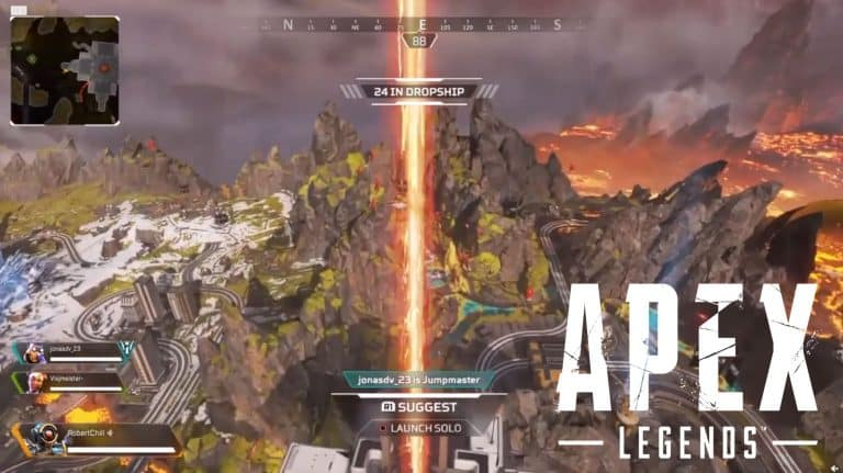 Interesting bug Made Apex Legends Unplayable