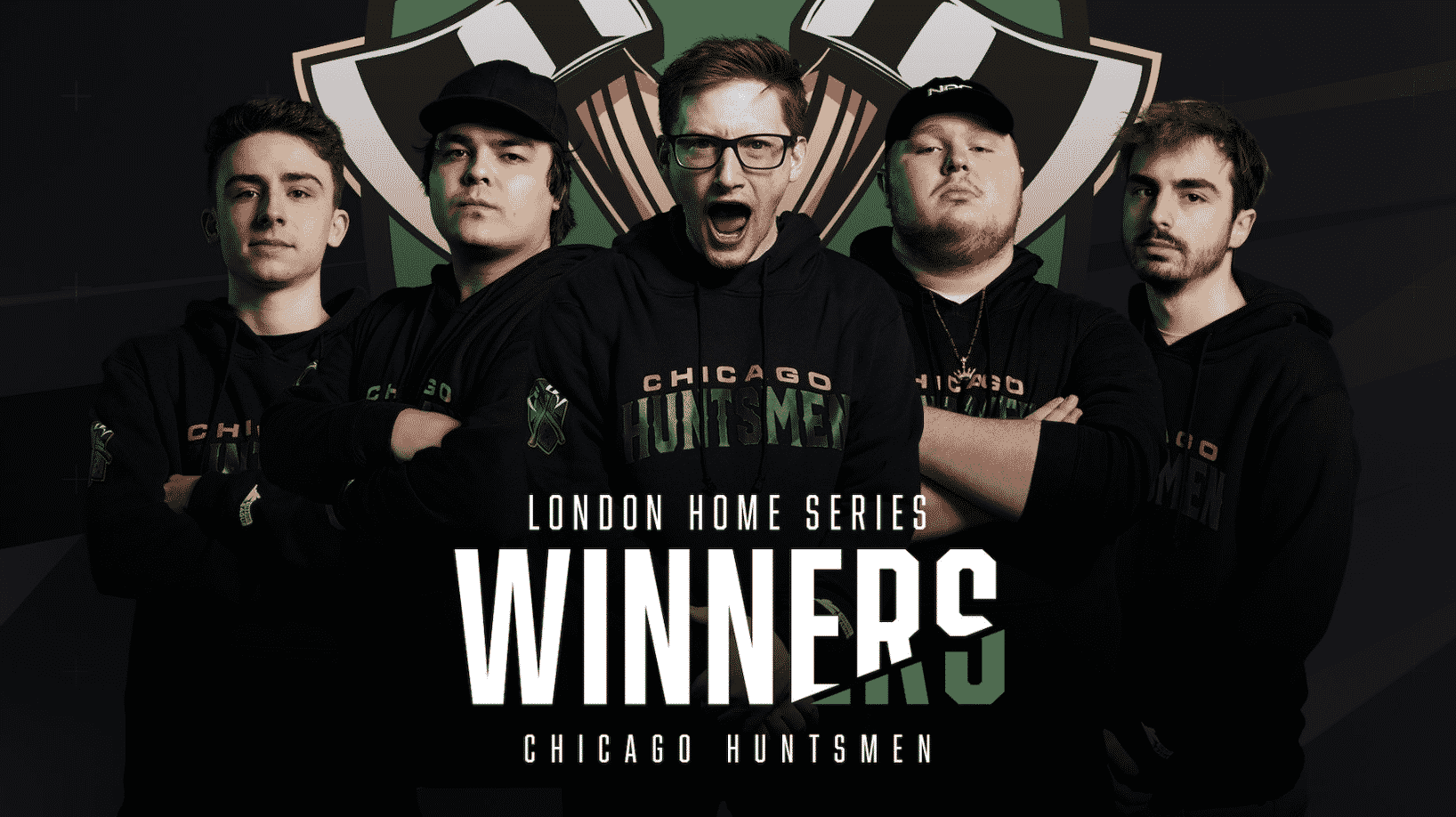 London Home Series Winners Chicago Huntsmen