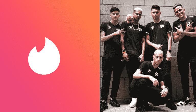 Tinder Partners with paiN Gaming
