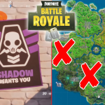 All Fortnite Shadow and Ghost Posters Locations