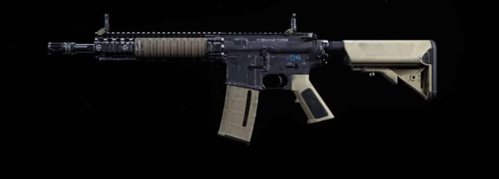 Call of Duty Warzone Best Assault Rifle