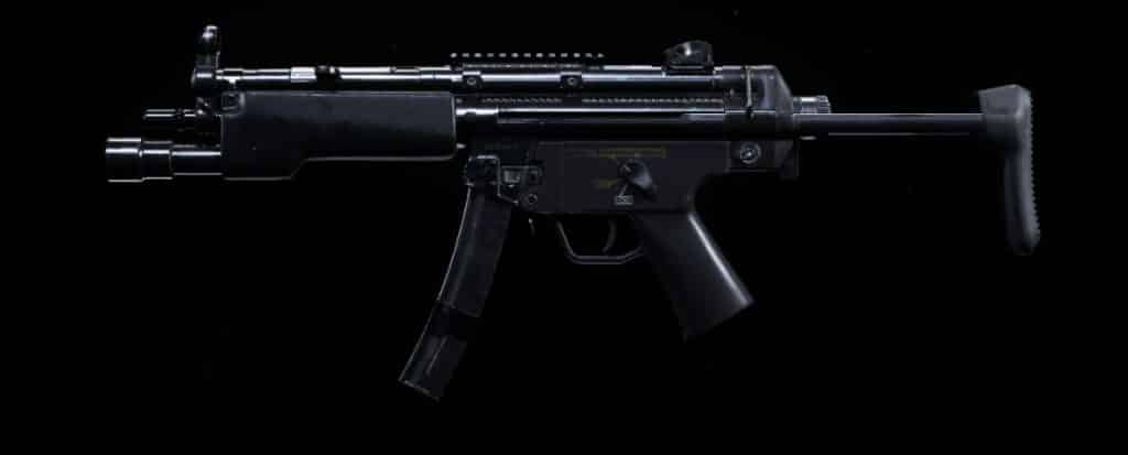 Call of Duty Warzone Best SMG Mp5