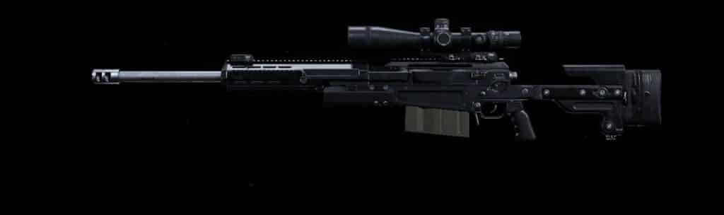 Call of Duty Warzone Best Sniper Rifle