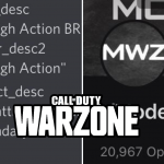 Call of Duty Warzone Limited Time Mode High Action Leaked