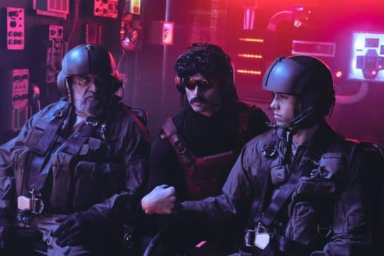 Dr Disrespect Extends Exclusivity Contract Twitch Major Multi-Year Renewal