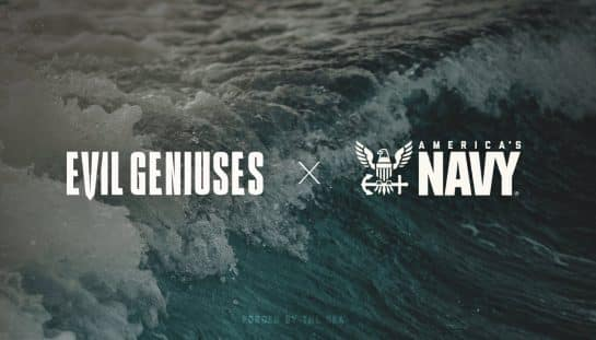 The United States Navy and Evil Geniuses Announce Partnership