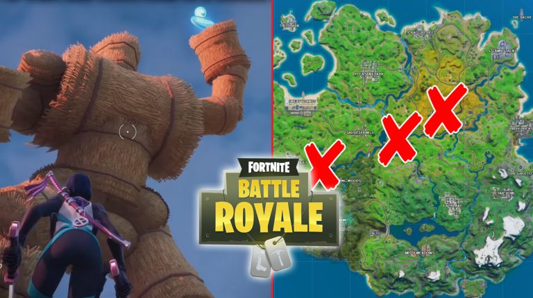 All Fortnite Agency, Hayman, and Greasy Graves Locations