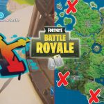 All Fortnite Golden Pipe Wrenches Locations
