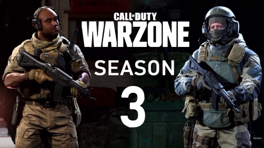 Call of Duty Modern Warfare Season 3 is Coming Soon