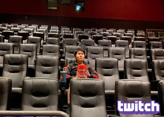 Disguised Toast is back on Twitch