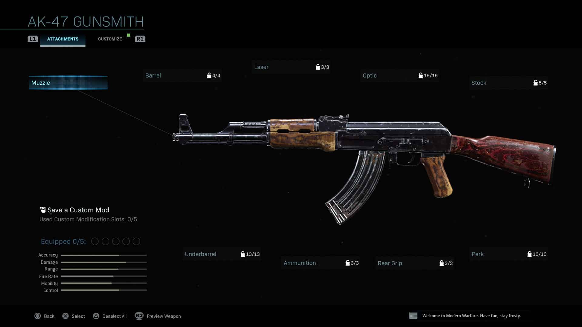 Fastest gun in warzone call of duty