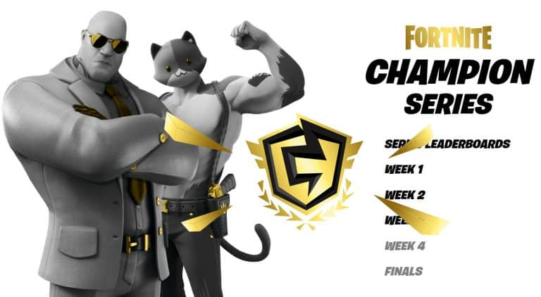 Fortnite Champion Series Week 3 Results [Chapter 2 Season 2]