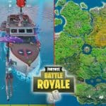 Fortnite Deadpools Yacht Party Location