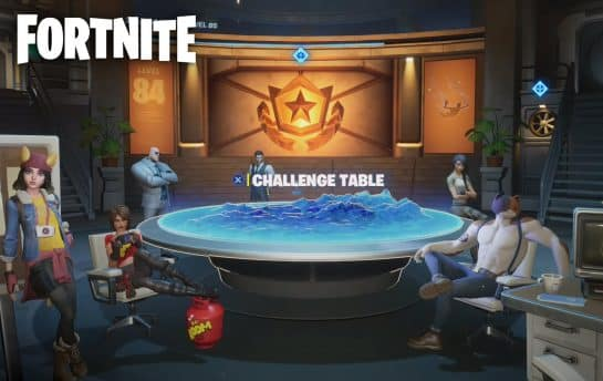 Fortnite Pool Floaty Location in Deadpool Challenge