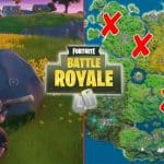 Fortnite Skye Sword High Places Locations