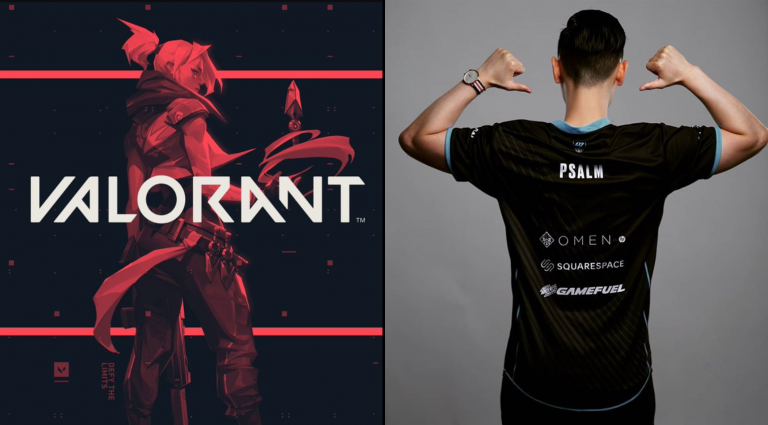 Fortnite World Cup Runner-Up, Psalm, is Quitting Fortnite for Valorant