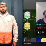 Manchester City Striker Sergio Aguero Smashed FIFA Ultimate Team