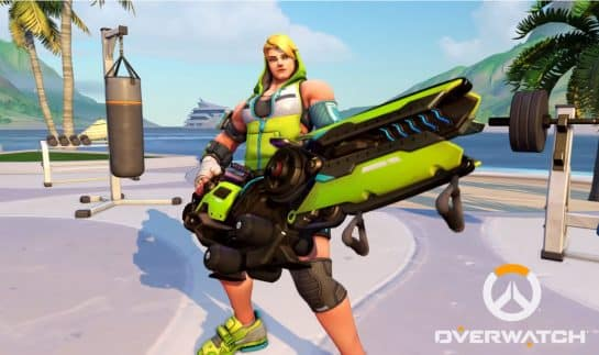 Overwatch Competitive Map Pool and Hero Pool Updates from Blizzard
