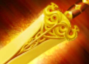 Radiance Icon Sword Dota 2