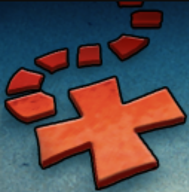 X Marks The Spot Icon Dota 2