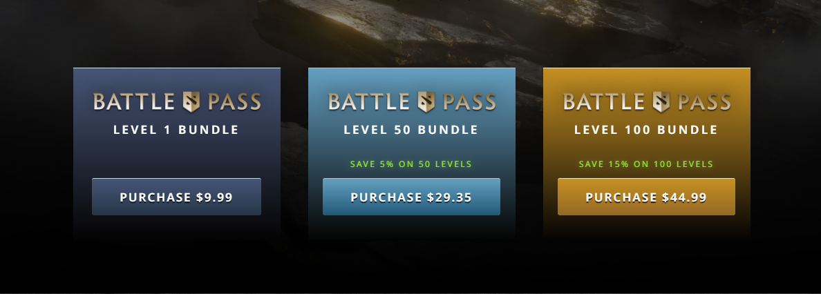 Battle Pass Bundle Dota 2