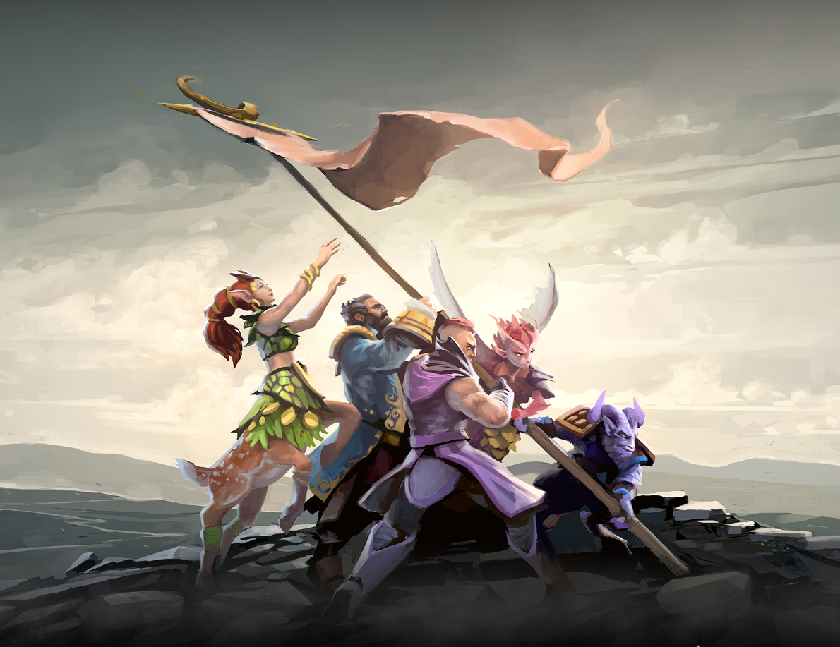 Dota 2 The International Battle Pass Features