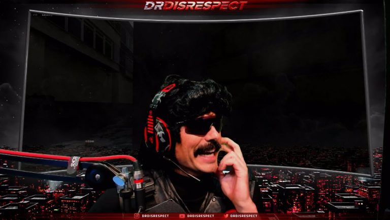 Dr Disrespect Aim Assist