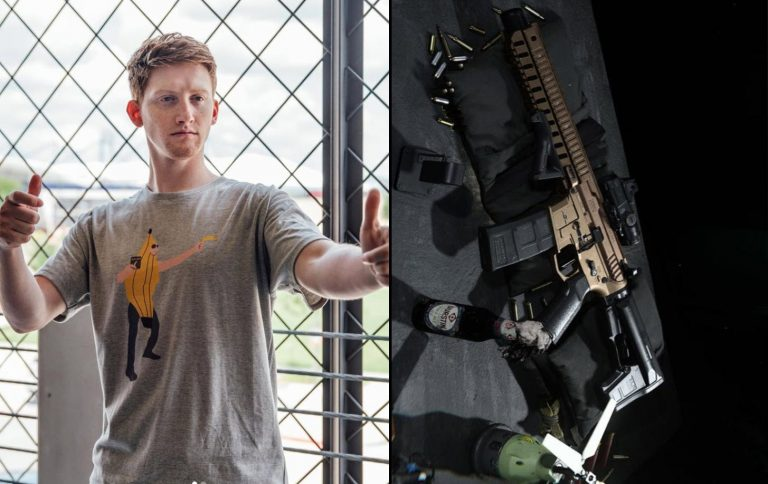 Scump Prefers M4 Over Grau in Warzone