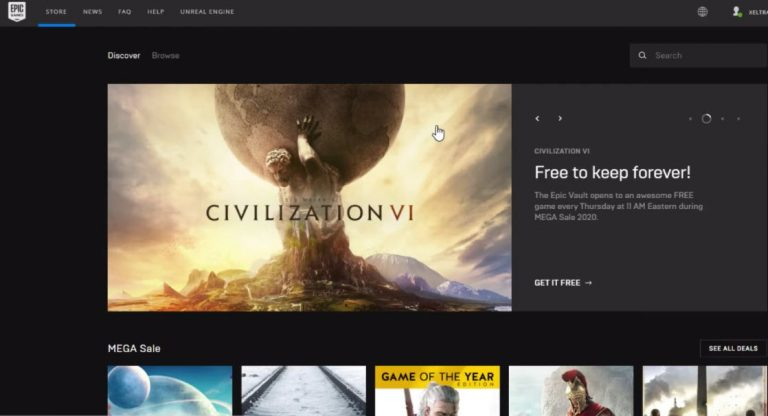 The Next Free Games in the Epic Games Store Leaked