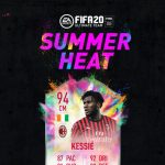 FIFA 20 Summer Heat Franck Yannick Kessie Review