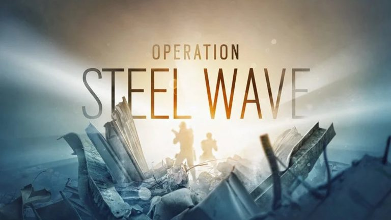 Rainbow Six Siege's Operation Steel Wave is live