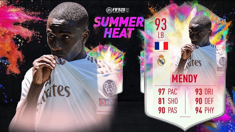 Summer Heat Fan Favorite Ferland Mendy Review