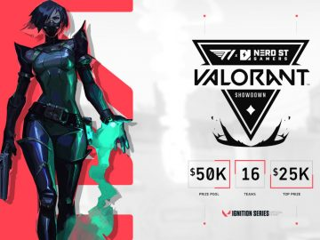 T1 Valorant Showdown Teams and Schedule