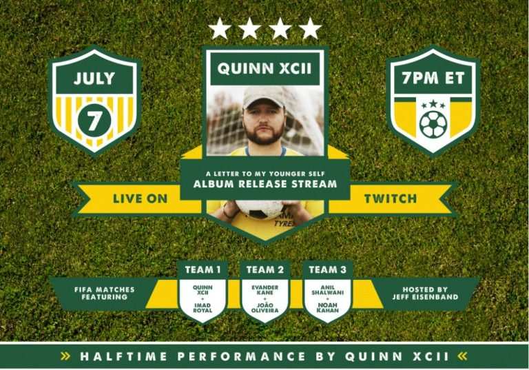 Watch Quinn XCII Stream FIFA on Twitch. Benefits The Innocence Project