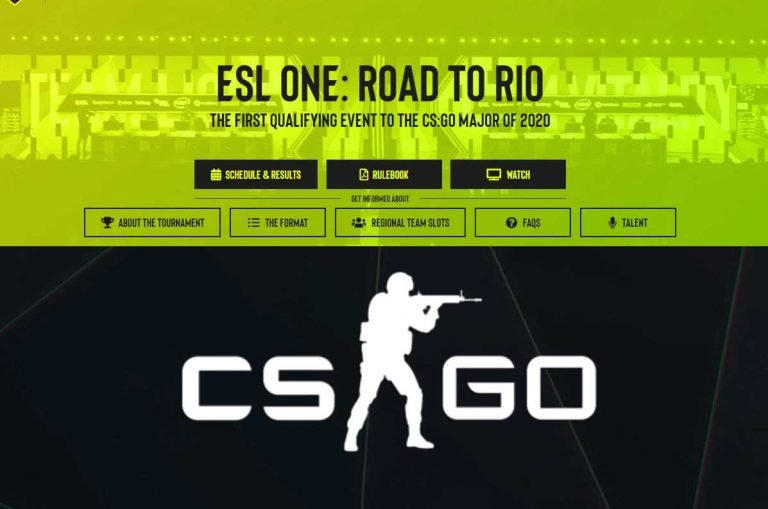CSGO Regional Major Partners Announced