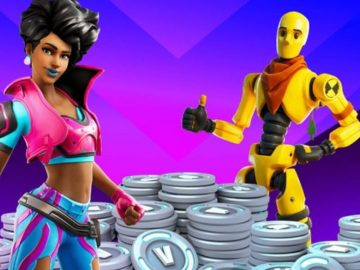 Epic Games Drops V-Bucks Prices and Adds Direct Payment Option