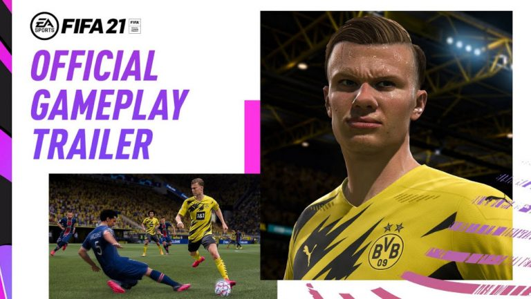 FIFA 21 Official Gameplay Trailer Revealed