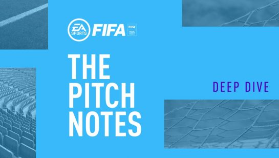 FUT 21 Pitch Notes released